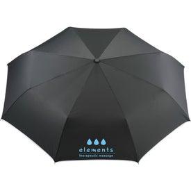 """Custom 42"""" Balmain Runway Folding Umbrella"""