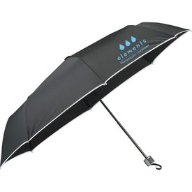 "42"" Balmain Runway Folding Umbrella"