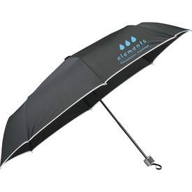 "42"" Balmain Runway Folding Umbrella for your School"