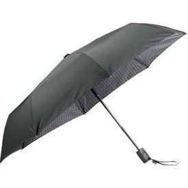"42"" Kate Deco Auto Open Close Folding Umbrella for Your Church"