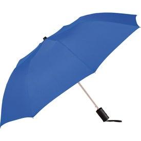 "Advertising 42"" Miami Auto Folding Umbrella"