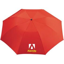 """42"""" Miami Auto Folding Umbrella for your School"""