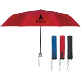 "42"" Arc Trendy Telescopic Folding Umbrella"