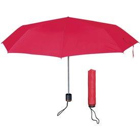 "Company 43"" Arc Super-mini Telescopic Folding Umbrella"