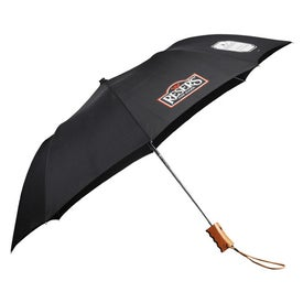 "44"" Arc EcoSmart Folding Umbrella"