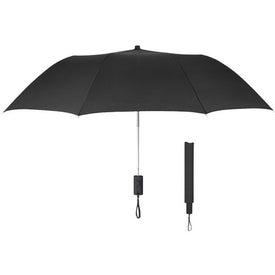 Auto-Open Folding Umbrellas