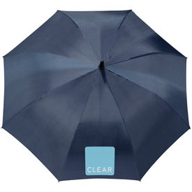 "48"" Arc Highlander Stick Umbrella for Your Organization"