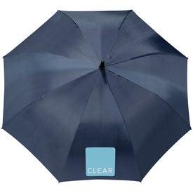 "48"" Arc Highlander Stick Umbrella for Your Organization"
