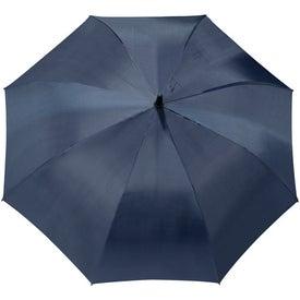"48"" Arc Highlander Stick Umbrella for Customization"
