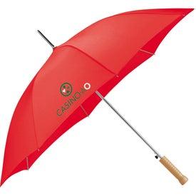 "Monogrammed 48"" Nola Steel Fashion Umbrella"