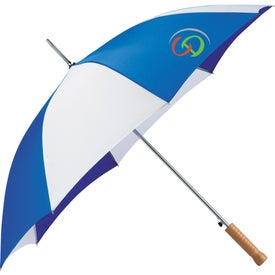 "Custom 48"" Nola Steel Fashion Umbrella"