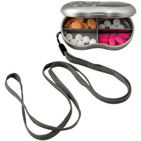 4 Alarm Pill Box