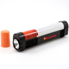 4 In 1 Flashlight / Emergency Light