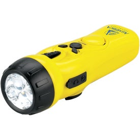 Company 4-in-1 Turbo Radio Light