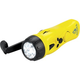 4-in-1 Turbo Radio Light for Promotion