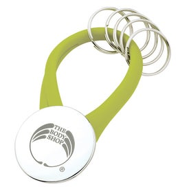 5 Piece Ring Keyfob for Customization