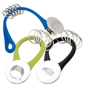 5 Piece Ring Keyfob
