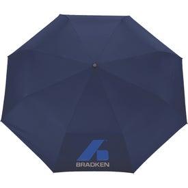 "54"" Auto Open/Close Folding Umbrella for Promotion"