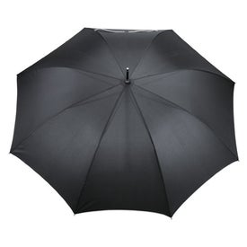 "55"" Arc Balmain Runway Umbrella for Your Company"