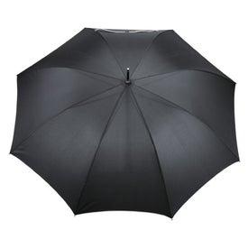 "55"" Arc Balmain Runway Umbrella for Your Company"