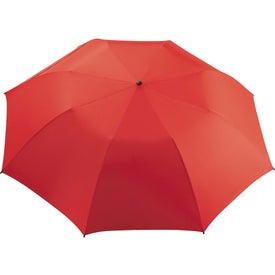 "56"" Lafayette Auto Folding Golf Umbrella with Your Logo"