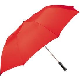 "56"" Lafayette Auto Folding Golf Umbrella Imprinted with Your Logo"
