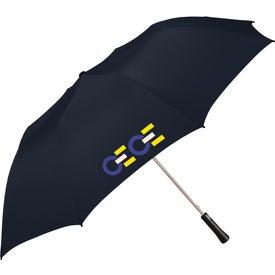 "Customized 56"" Lafayette Auto Folding Golf Umbrella"