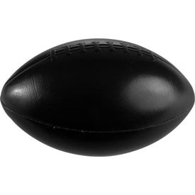 "6"" Plastic Football Imprinted with Your Logo"
