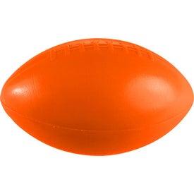 """Monogrammed 6"""" Plastic Football"""