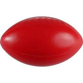 "6"" Plastic Football for Marketing"