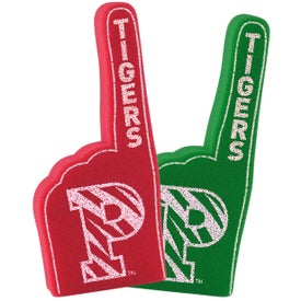 "6"" Mini #1 Cheering Hand"