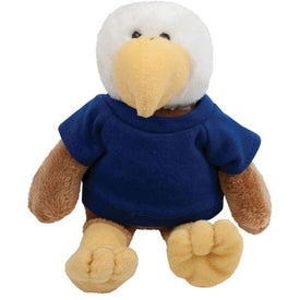"""Eagle Plush Mascot (6"""")"""