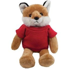 """Plush 6"""" Mascot (Fox)"""