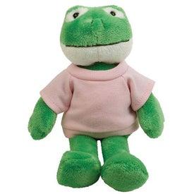 """Plush 6"""" Mascot (Frog)"""