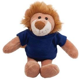 """Lion Plush Mascot (6"""")"""