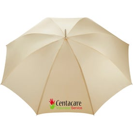 "60"" Palm Beach Steel Golf Umbrella for Marketing"
