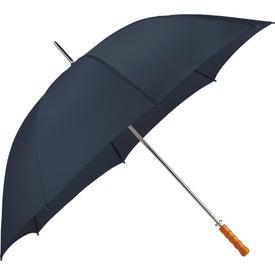 "Custom 60"" Palm Beach Steel Golf Umbrella"