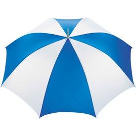 "Customized 60"" Palm Beach Steel Golf Umbrella"