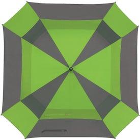 "60"" Arc Square Umbrella for Your Church"