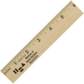 """6"""" Flat Ruler"""