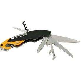 Logo 6 Function Adventure Knife