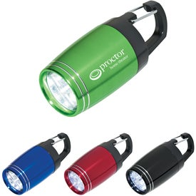 6 LED Aluminum Clip Light