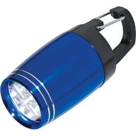 6 LED Aluminum Clip Light Giveaways
