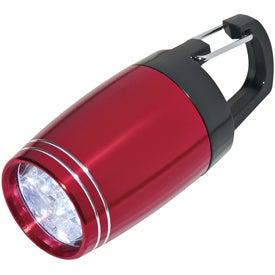 Advertising 6 LED Aluminum Clip Light
