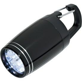 6 LED Aluminum Clip Light for Marketing