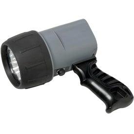 Printed 6 LED Ultra-Bright Spotlight