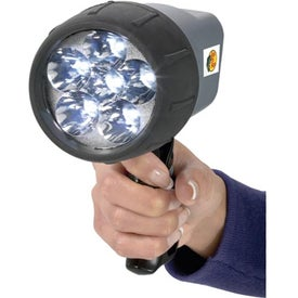 Personalized 6 LED Ultra-Bright Spotlight