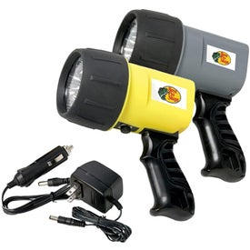 6 LED Ultra-Bright Spotlight
