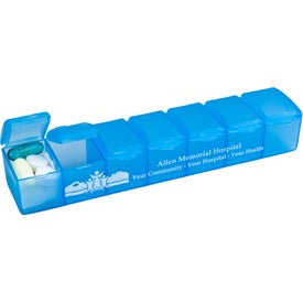 7-Day Pillcase for Promotion