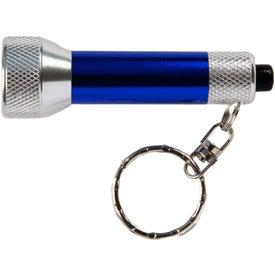 7 LED Key Chain Flashlight